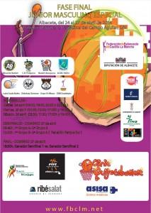 Cartel Albacete Basket