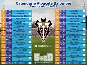 Calendario 2014/15