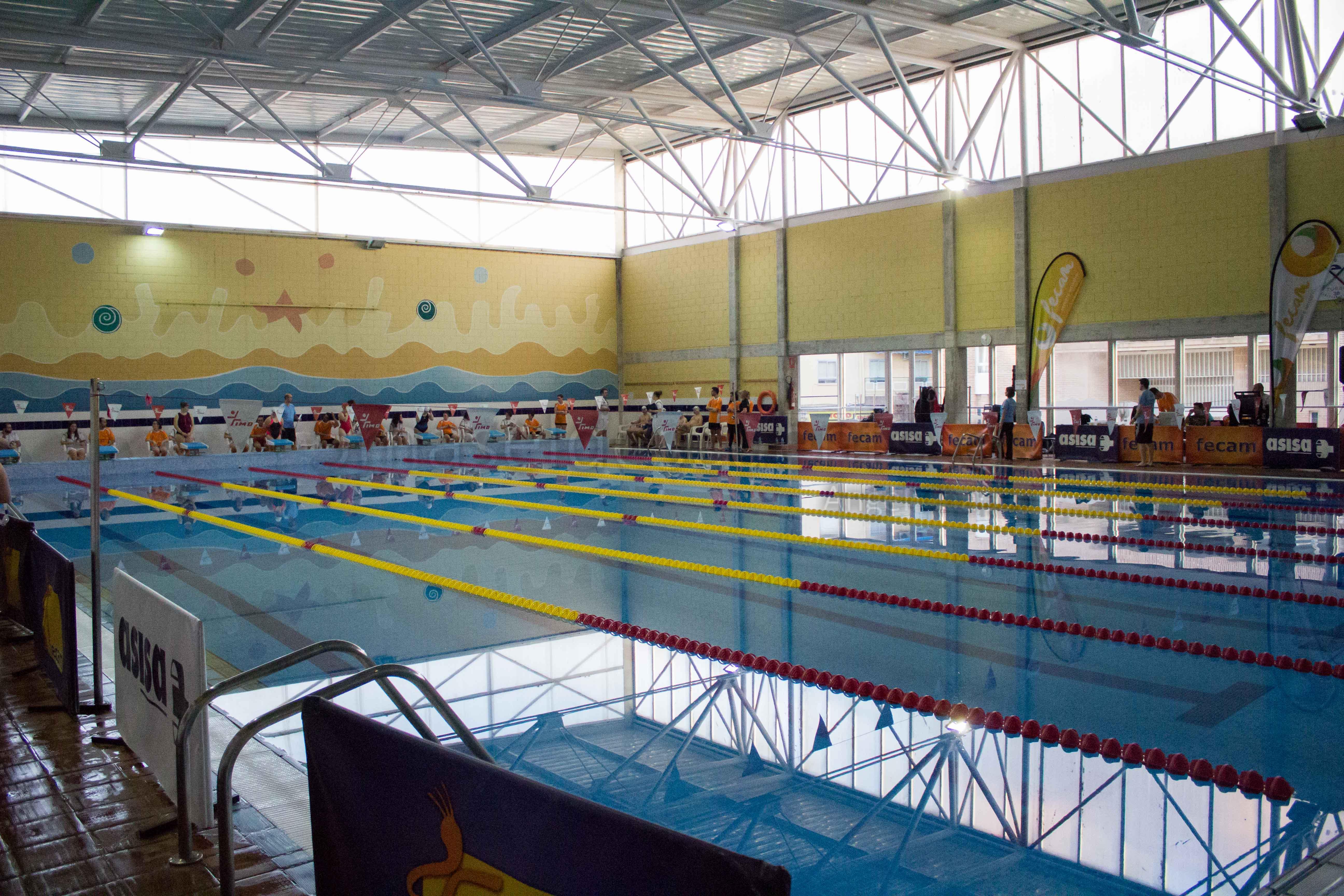 la piscina juan de toledo en albacete alberga este fin de